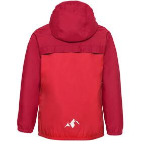 VAUDE Turaco Jacket Kinder energetic red